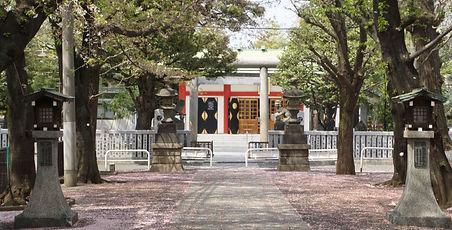 Ikebukuro-Hikawa Shrine  池袋氷川神社