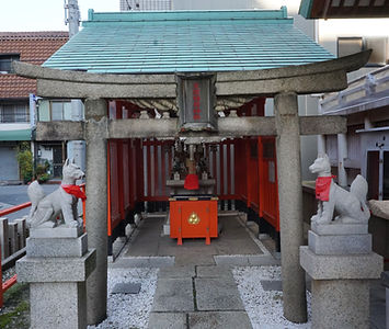 Shinmei Jinja  神明神社
