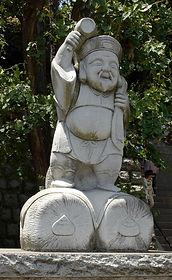 Daikokuten Shinagawa Shrine  大黒天 品川神社