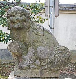 Michizuka Jinja Tōkyō, Ōta-ku 道塚神社