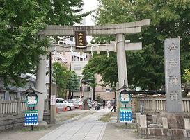今戸神社     Imado Jinja