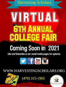 Copy of Copy of Copy of College Fair Fly