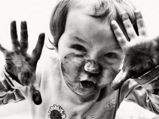 Criança precisa de Micróbios... Não de Antibióticos !!