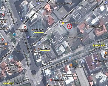 mapa consultori dr juarez furtado