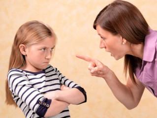 7 coisas que você não deve dizer ao seu filho