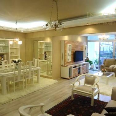 Living + Sala de Jantar
