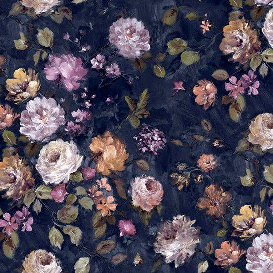 טפט פרחים מדגם:vb3205