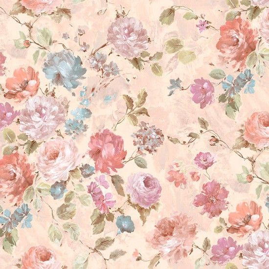 טפט פרחים מדגם:vb3201
