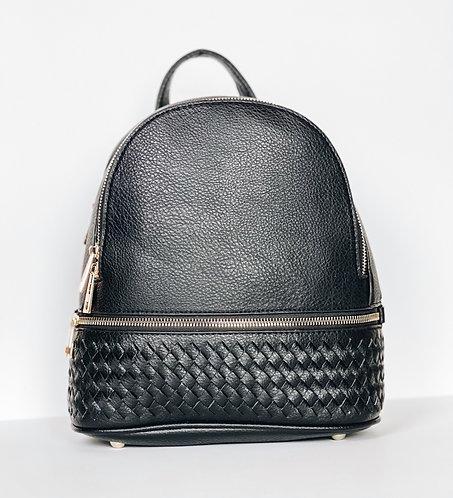 Isabella Vegan Leather Backpack