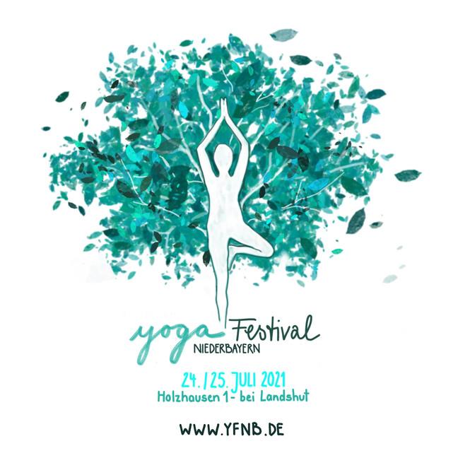 Yogafestival Niederbayern 10% Rabatt beim Ticketkauf