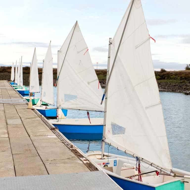 Sailing Session 1 - Waitlist