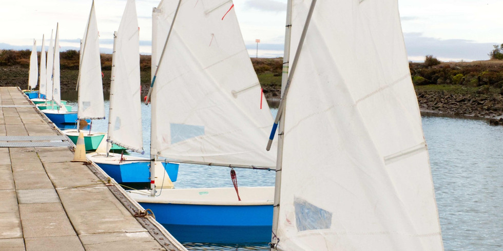 Sailing Session 1 - Waitlist