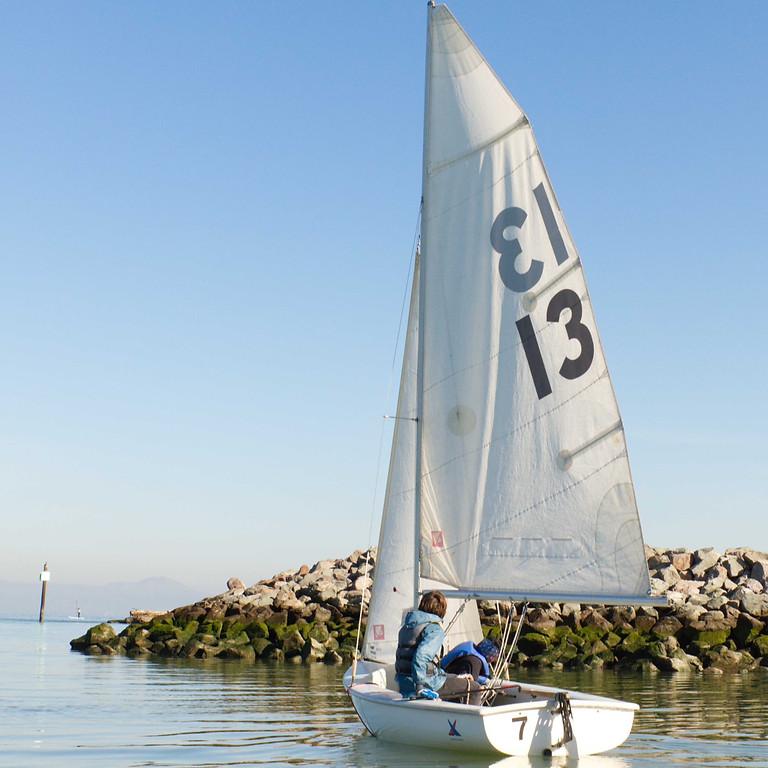 FJ Sailing Session 2