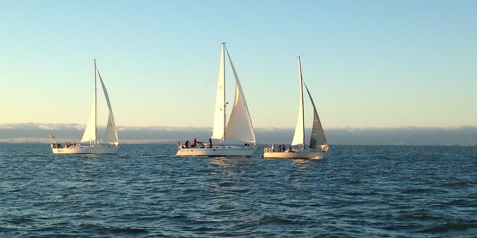 Winter Sail