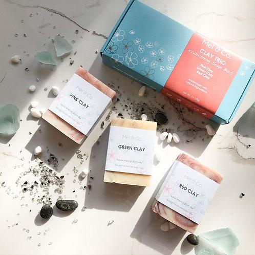 Soap Trio Boxes | Natural Handmade Soaps