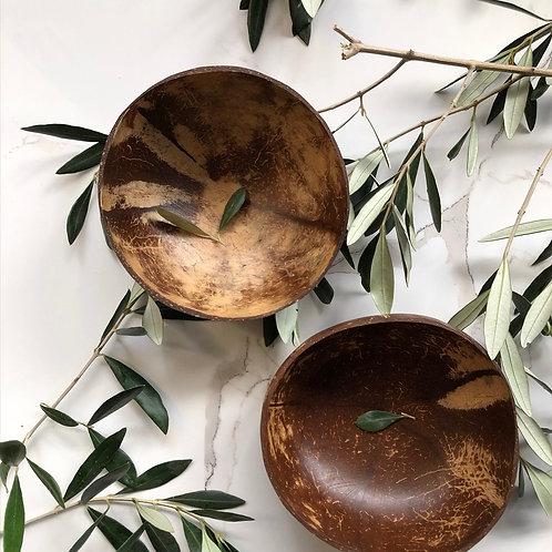Coconut Bowl | Natural | Degradable | Eco