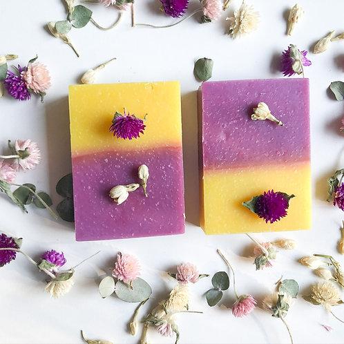 Chamomile & Lavender Palm Free Natural Soap