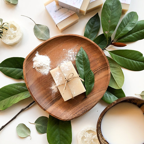 Goats Milk (Palm Free) Soap