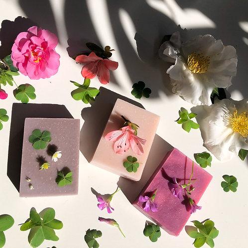 Luxurious Trio Gift Box (Purple Clay, Blissful Love, Rose Gernamium)