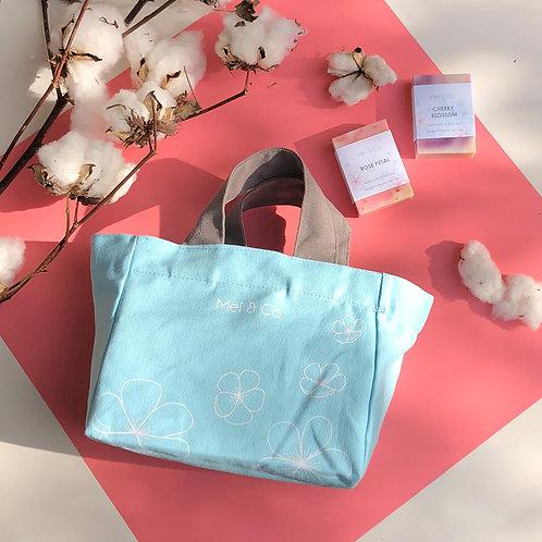 Mei & Co Eco Cotton Mini Tote