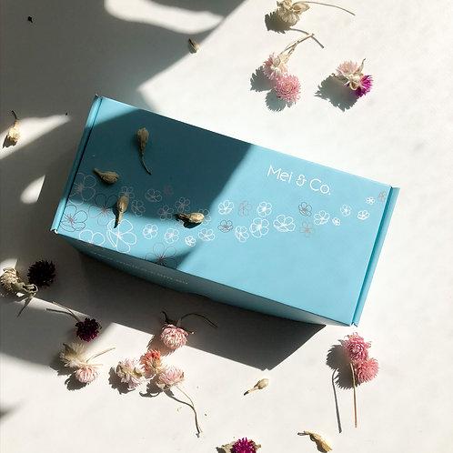 Mei & Co. Soap Gift Box Large