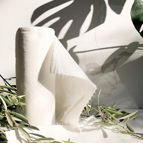 Eco Bamboo Reusable Towels (25 sheets)   Degradable