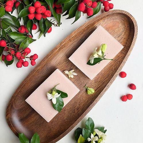 Rose Geranium & Bergamot Soap
