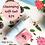 Thumbnail: Natural, Vegan Cleansing Milk & Rose Petal Soap Gift Set
