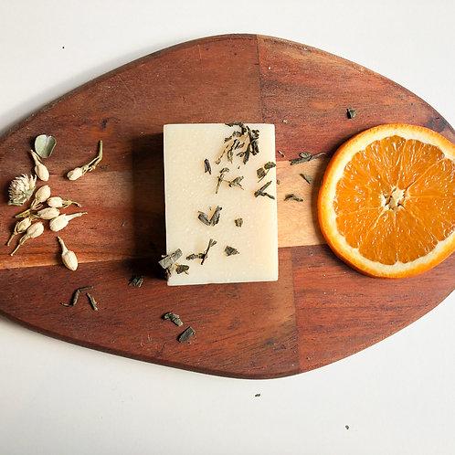 Orange, May Chang & Nettle (Palm Free) Soap