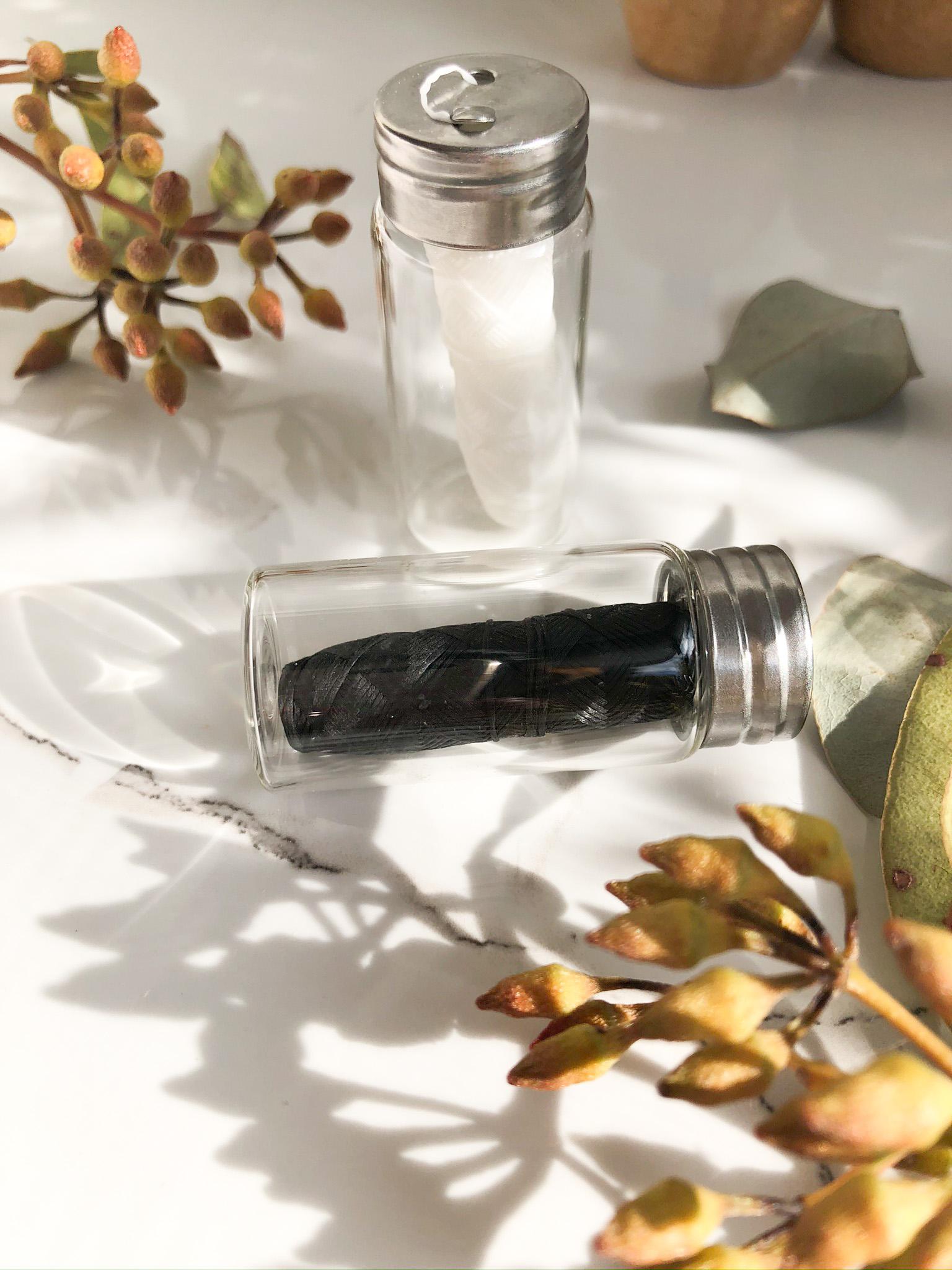 Thumbnail: Biodegradable Vegan Dental Floss (30m) Refill