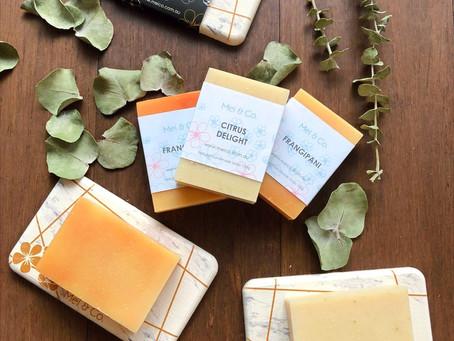 Eco friendly Soap dish