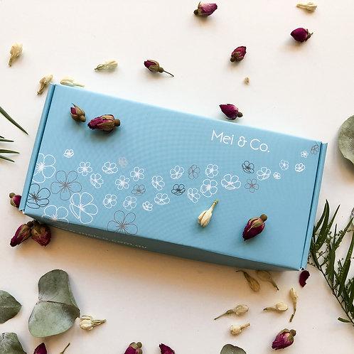 Mei & Co. Soap Gift Box