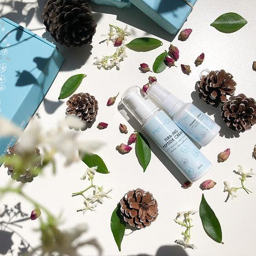 Firming Peptide Cream & Vitamin C Serum Gift Set