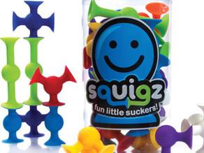 Les squigz : un jeu créatif qui amuse beaucoup les enfants !