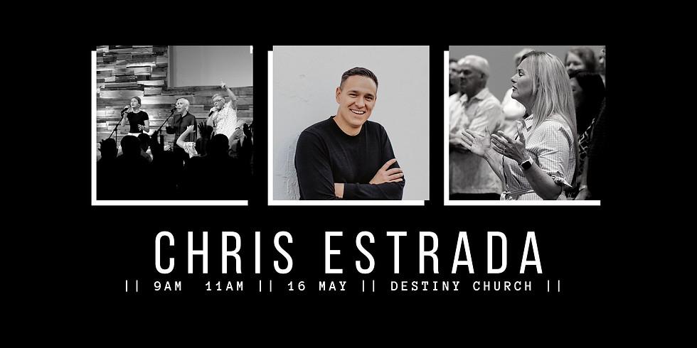 Chris Estrada