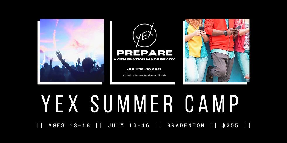 YEX Summer Camp