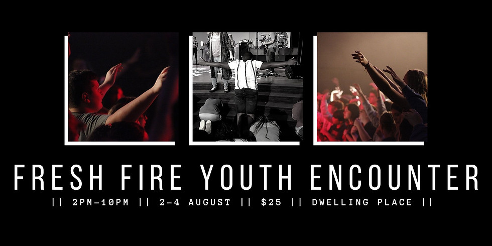 Fresh Fire Youth Encounter
