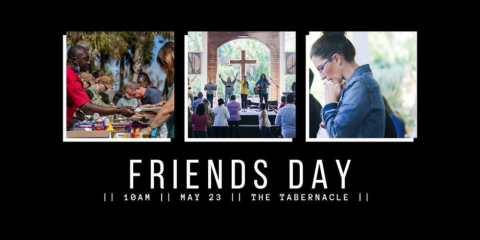 Friend's Day