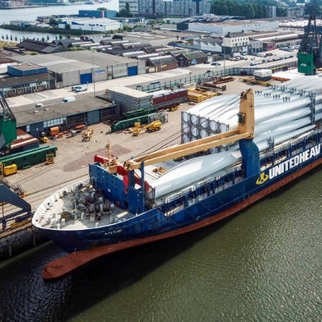 Antje von Concord Shipping