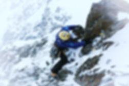 Floran Hill Klettern Berge Limits Grenzen