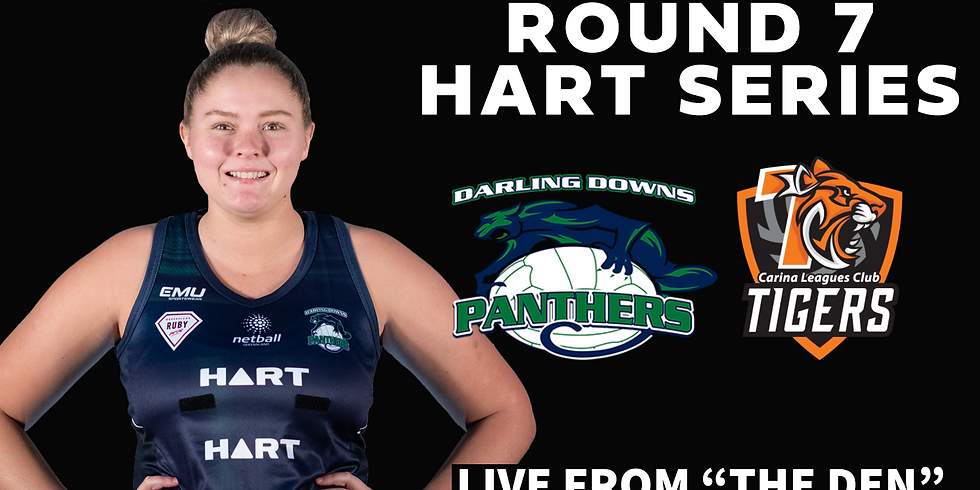 Darling Downs Panthers v Carina Leagues Club Tigers