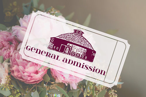General Admission: 2021 Bridal Expo