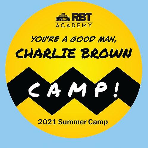 You're a Good Man, Charlie Brown!: RBT Academy Summer Camp