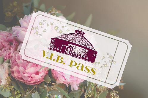 V.I.B Ticket: Bridal Expo 2021