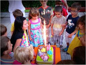 парти за вашето дете