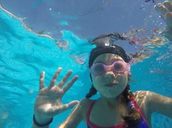 Водно-подводно парти