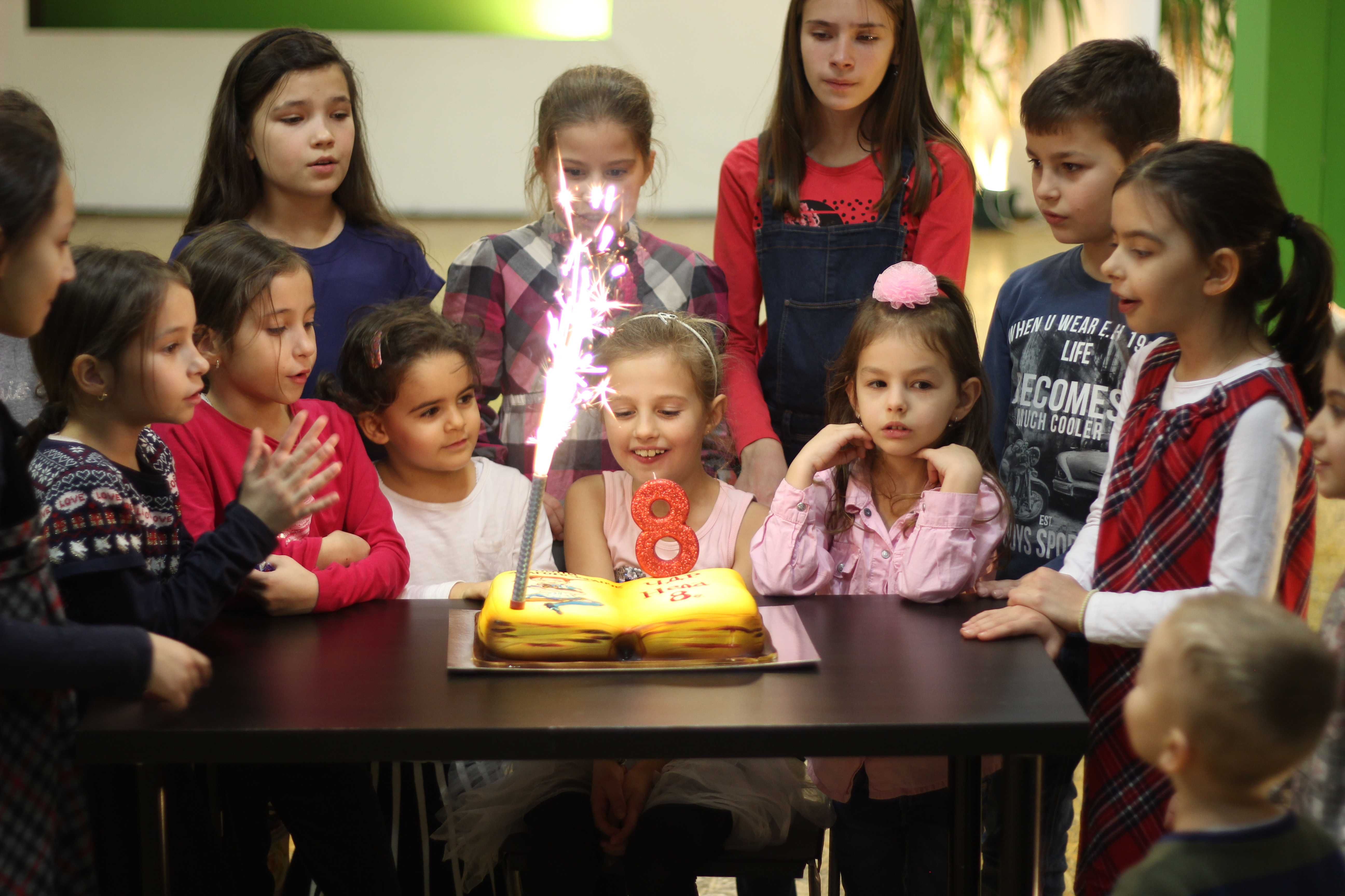 Парти за рожден ден