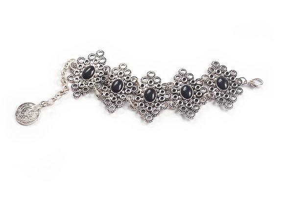 Noir Gypsy Bracelet
