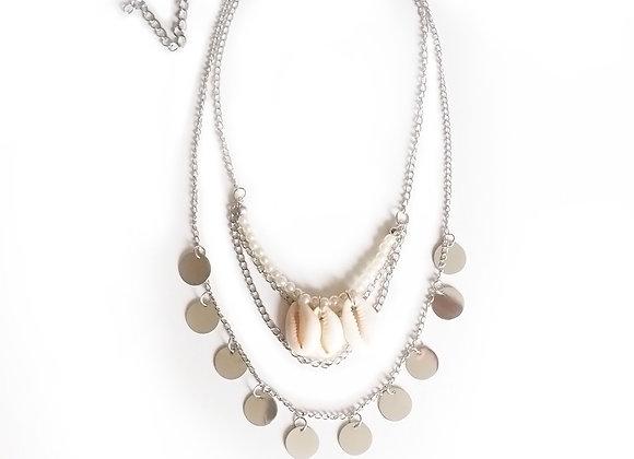 Shanti Multi Layer necklace