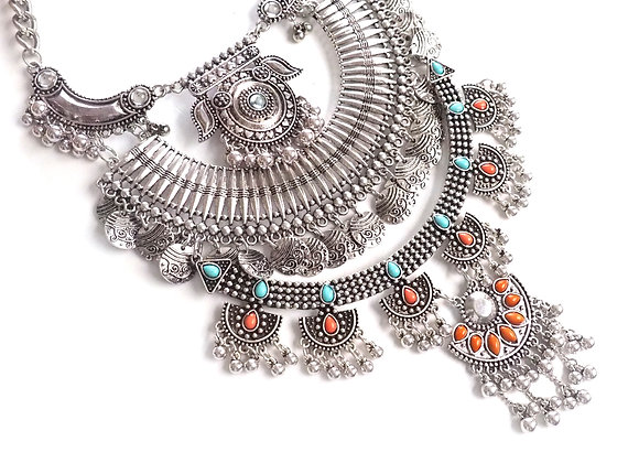 Antalya Drop Necklace